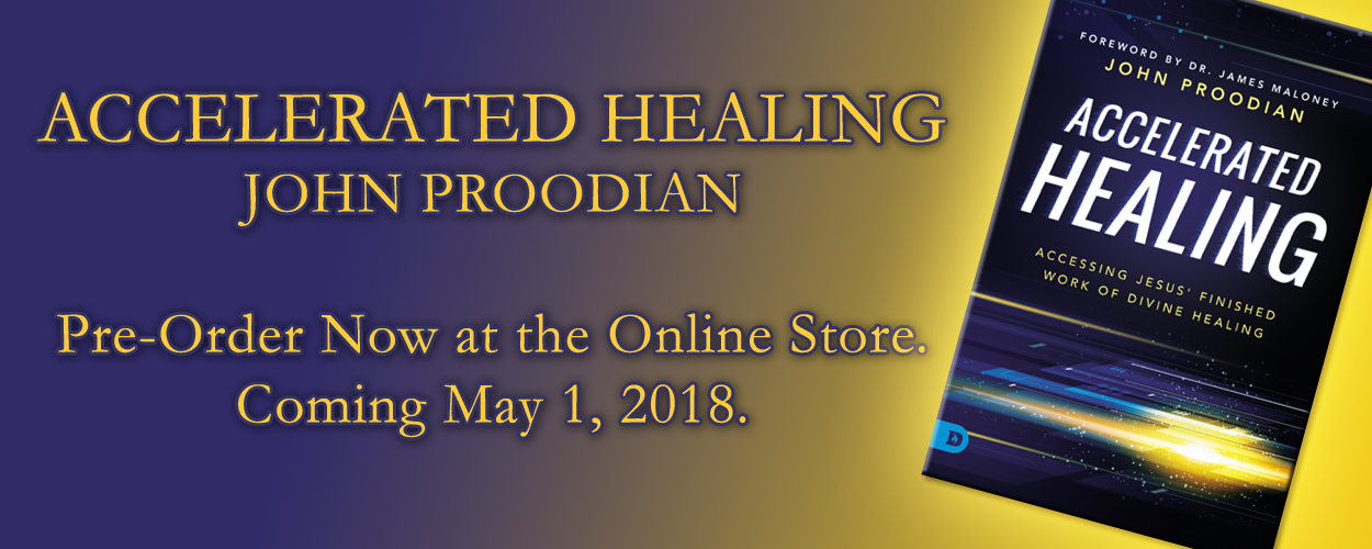 Pre-orders for Accelerated Healing